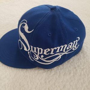 DC Comics Other - Superman DC Comics Blue Hat Trucker style